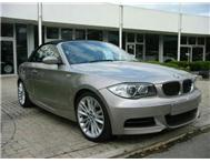 2008 BMW 1 SERIES 135i Auto Convertible