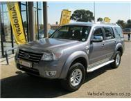 2010 Ford EVEREST 3.0 TDCi LTD 4X4 A/T