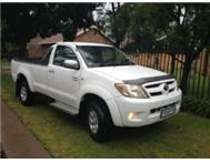 2006 Toyota Hilux vvti 2.7 for sale.