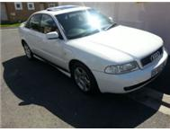 Audi A4 2.8 V6 30V Sportech TipTronic with FSH