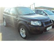 2005 Land Rover FREELANDER 2.0SE Td4 3DOOR