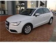 Drive and own a new Audi A1 1.2T Sportback from R 3199 p/m.