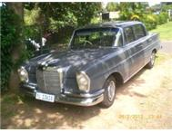 MERCEDES BENZ FINTAIL