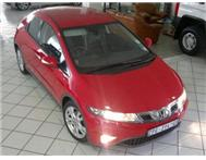 2010 Honda Civic VIII 1.8 VXi Hatchback