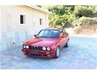 BMW E30 325is Shadowline 107500kms