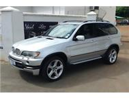 2002 BMW X5 4.6 IS Automatic Sunroof !!!