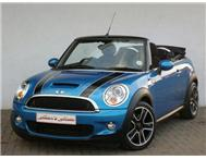 2010 MINI COOPER S Convertible New Spec. 6spd 135kw