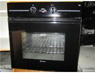 Defy Slimline oven and hob