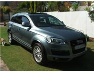 ONE OF A KIND!! AUDI Q7 3.0TDI QUATTRO SPORTLINE A/T !LOW PRICE!
