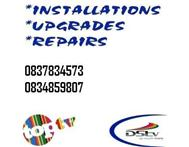 Dstv repairs and installations Signal loss 0837834573