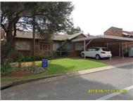 2 Bedroom House to rent in Garsfontein