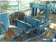 BRICK MAKING MACHINE 8000 BRICKS PER DAY Used in Building Material North West Brits - South Africa