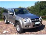 2009 Mazda BT 50 SLX TD Single cab