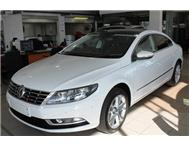 Volkswagen (VW) - CC 2.0 TDi (125 kW) BlueMotion DSG Facelift