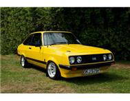 escort mk2 rs2000 wanted!