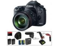 Canon EOS 5D Mark III Digital Camera Kit with Canon 24-105mm f/4 Pretoria