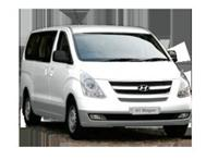 2012 Hyundai H1 9 seater white manual petrol 15 500km