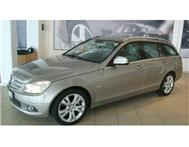 2009 MERCEDES-BENZ C-CLASS Merc C200 Kompressor Estate Elegance A/T