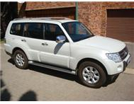Mitsubishi Pajero DiD GLX LWB 5 do...