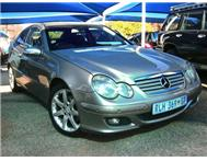 2004 MERCEDES-BENZ C-CLASS C230 Kompressor Coupe A/T