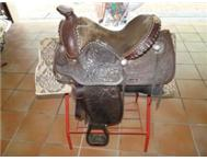 REDUCED!!! Imported hand made Western saddles for sale.