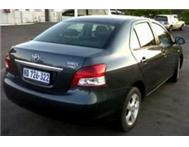 TOYOTA YARIS T3 SPIRIT AUTOMATIC LOW KM
