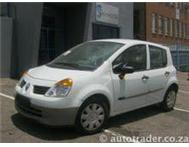 RENAULT MODUS FOR A GIVEAWAY PRICE
