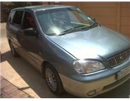 2002 Kia Carens (1.8) (8 seater) R3...