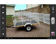1.6 ton TRAILER for hire