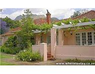 Crofters Self Catering Apartment/ Flat in Holiday Accommodation Western Cape Stellenbosch - South Africa