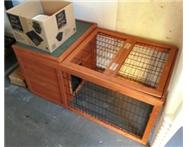 Wooden Rabbit Hutch Johannesburg