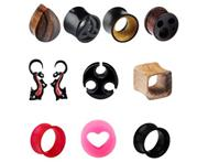 Expanders/Flesh Tunnels/Plugs - Alternative Ear Wear At Affordable Prices in General items Western Cape Century City - South Africa