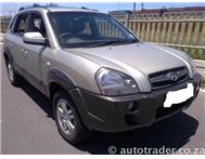 2006 HYUNDAI TUCSON 2.0 GLS 5 SPEED