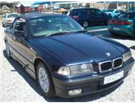 1999 BMW 3 Series 328i Convertible (e36)