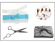 Creaclip Professional DIY Home Haircutting Deluxe Package
