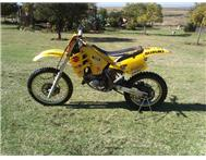 Great looking RM 125 for only R8 500