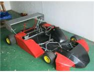 250 Superkart (Incomplete project)