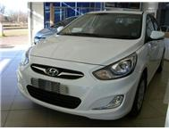 2013 HYUNDAI ACCENT 1.6 FLUID AUTO