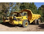 EARTHMOVING: EXCAVATORS DUMPERS OSHKOSH ETC - WORCESTER