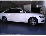 2008 Audi A4 1.8T FSI Ambition multitronic