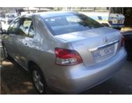 Toyota Yaris Spirit Sedan T3 2007 Model Automatic
