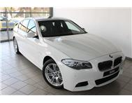 BMW - 520d (F10) M Sport Steptronic