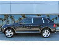Porsche Cayenne S Tiptronic - Showroom Condition