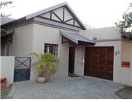 2 Bedroom Townhouse for sale in Waterval East