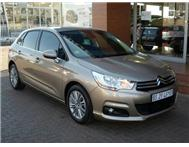 2011 CITROEN C4 1.6 VTI 120 ATTRACTION