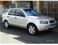 FORD TERRITORY 40 TX 2006 FSH FOR SALE