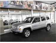 2011 CHRYSLER JEEP Patriot 2.4 Limited CVT
