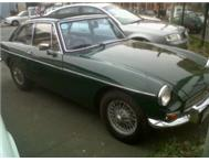 CARMART 69 MG MGB 118 GT COLLECTORS ITEM