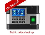 Biometric Time Attendance Terminal for R3995 on special
