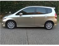 2007 Automatic Honda Jazz 1.5 vtec